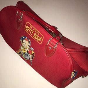 Vintage 90's Betty Boop Hand bag